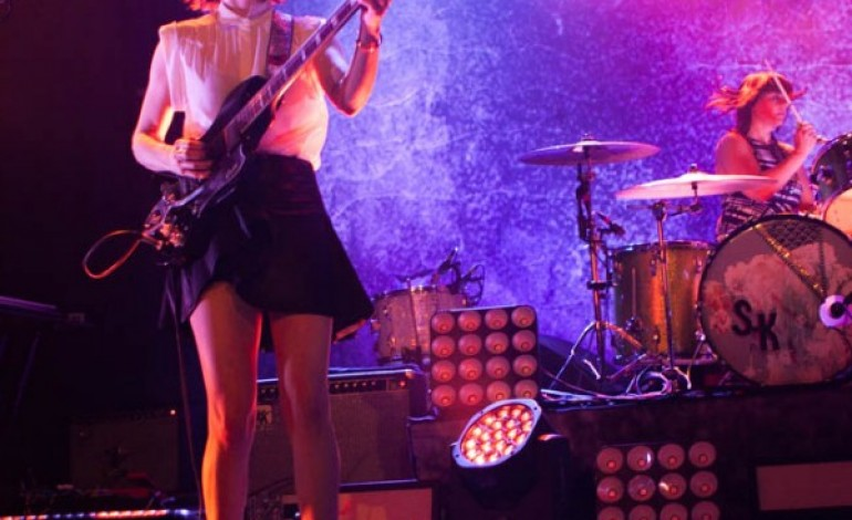 Sleater-Kinney Announces New Album The Center Won't Hold For August 2019 Release