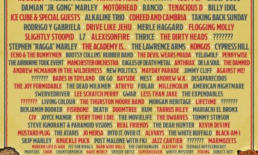 Riot Fest & Carnival 2015 Lineup Announced Featuring Faith No More, Iggy Pop And No Doubt