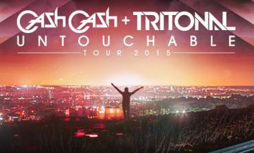 Cash Cash and Tritonal @ Emo's Austin 9/19