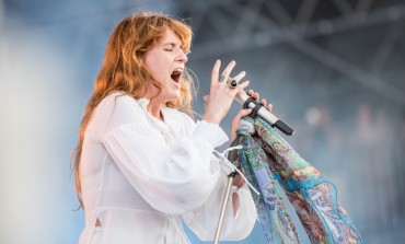 "Florence + the Machine Debuts Dramatic Dance Video For New Song ""Big God"""