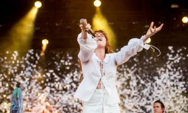 "Florence + The Machine Debuted ""Patricia"" and ""100 Years"" from New Album"