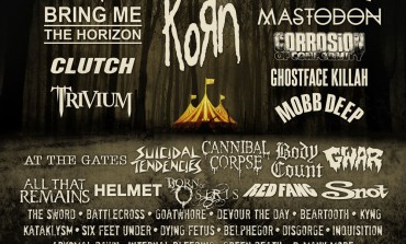 Knotfest 2015 Lineup Announced Featuring Slipknot, Judas Priest And Korn