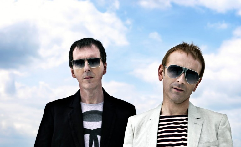 "Underworld Release Dissonant New Song ""Hundred Weight Hammer"""