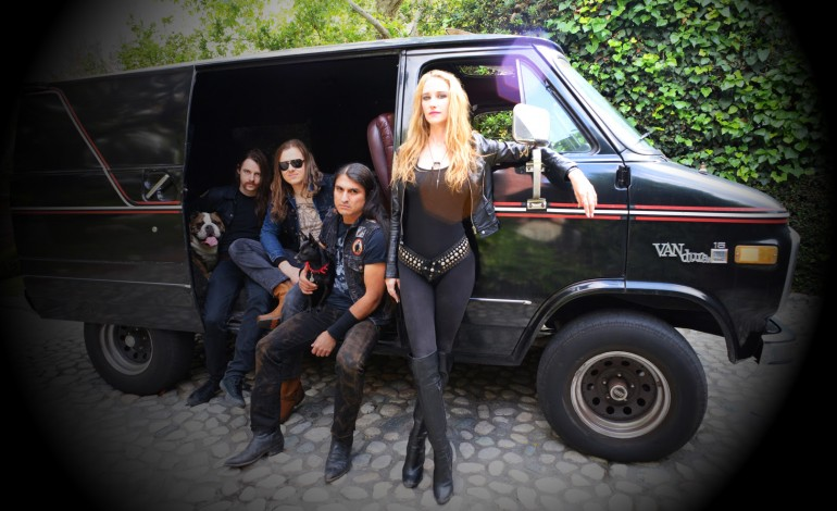 Huntress Announce New Album Static For September 2015 Release