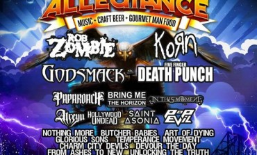Monster Energy Rock Allegiance 2015 Lineup Announced Featuring Rob Zombie, Korn And Five Finger Death Punch