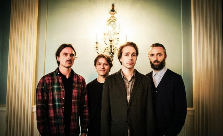 Mew's Bo Madsen Has Left The Band