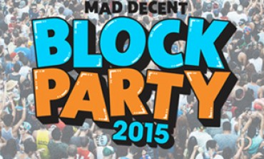 Mad Decent Block Party @ LA Center Studios 9/19 - 9/20