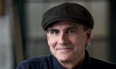 James Taylor Makes A Surprise Appearance At Newport Folk Festival