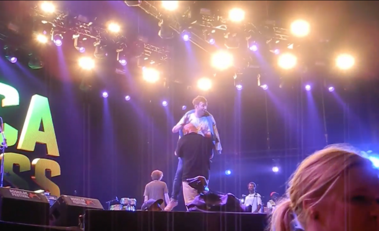 Damon Albarn Carried Off Stage By Security After Playing 5-Hour Set