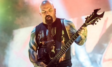 "WATCH: Slayer and Anthrax Cover ""Summer of '69"" During Soundcheck"