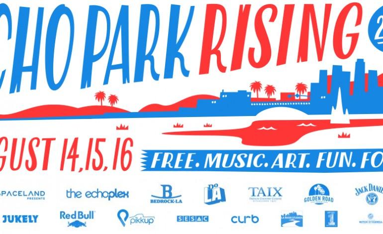 Echo Park Rising Festival @ Echo Park 8/14 – 8/16