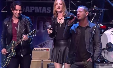 "WATCH: Halestorm And Corey Taylor Cover Temple Of The Dog's ""Hunger Strike"""