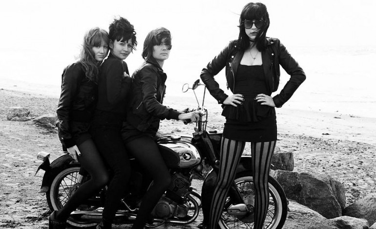"""WATCH: Dum Dum Girls Release Video For """"Coming Down"""""""
