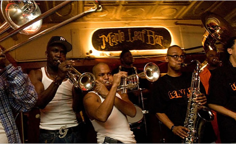 Rebirth Brass Band / Miles Mosley and The West Coast Get Down @ Santa Monica Pier 9/3