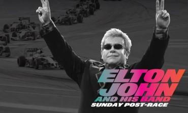 Elton John @ Formula 1 10/25