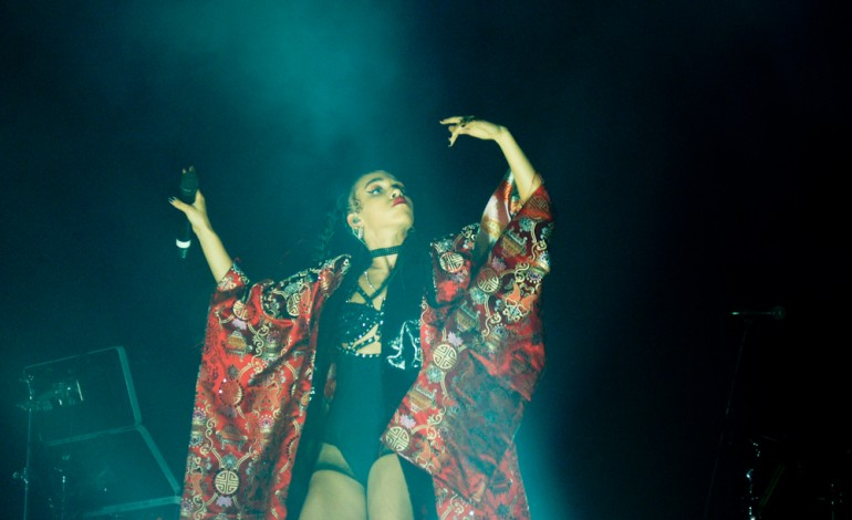 WATCH: FKA Twigs' Full Pitchfork Music Festival Set