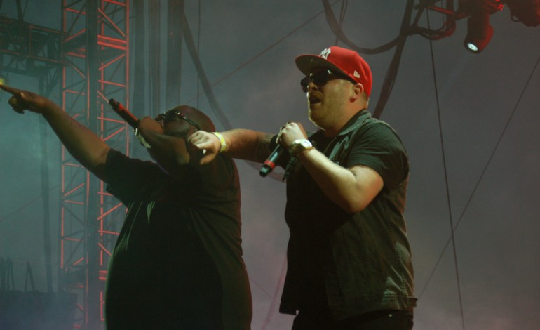 El-P Says New Run The Jewels Album Will Be Out Before Coachella 2020