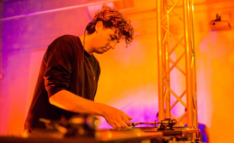 Jamie XX Live at Sonos Studio