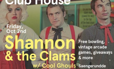 Shannon & the Clams @ Rock & Bowl Club House 10/2