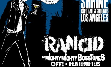 Rancid @ Shrine Expo Hall 12/31