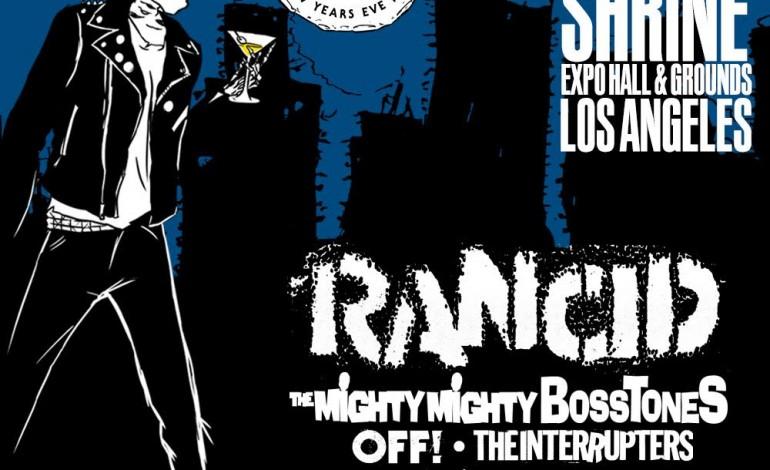 Rancid @ Shrine Expo Hall 12/31