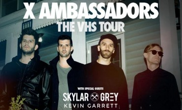 X Ambassadors @ Electric Factory 10/25