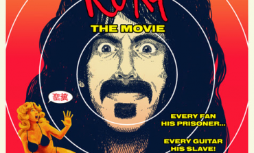 Frank Zappa Rare Footage Roxy: The Movie Announced For October 2015 Release