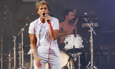 AWOLNATION Performing Live at Stubb's as Part of The Lightning Riders Tour 6/13