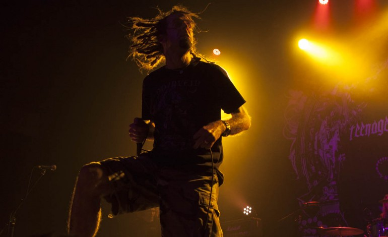 Randy Blythe of Lamb of God Forms New  Band With Members of Sworn Enemy and Animals and Leaders