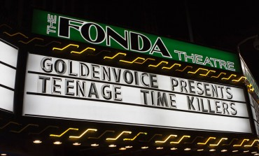 Photos: Teenage Time Killers at The Fonda Theatre