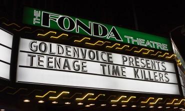Photos: Teenage Time Killers at The Fonda Theatre