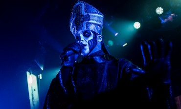 WATCH: Ghost Performs Acoustic Songs for Seattle Radio Station