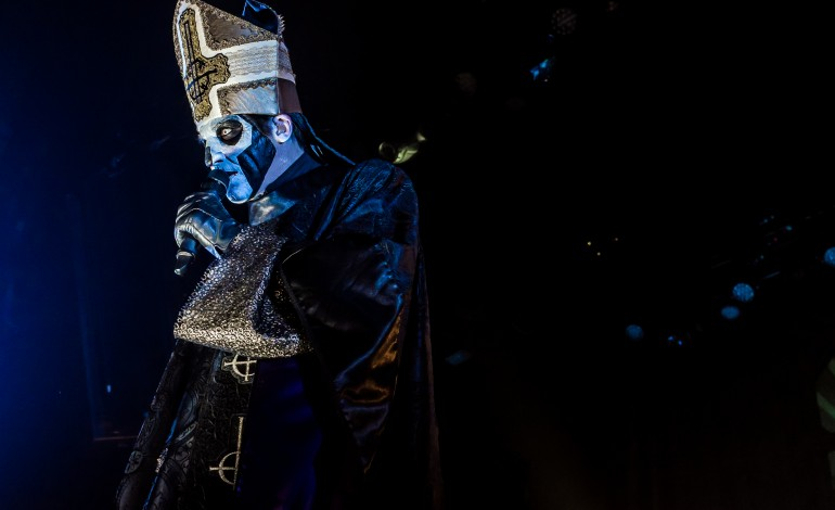 """Ghost Release New Song """"Square Hammer"""""""