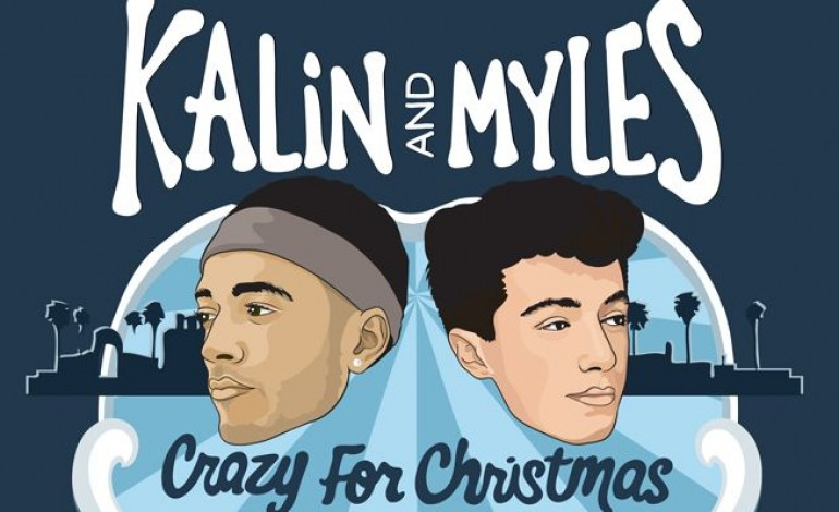 Crazy For Christmas.Kalin And Myles Crazy For Christmas Club Nokia 12 11