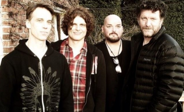 Mark Lanegan, Alain Johannes, Matt Cameron And Ben Shepherd Announce New Project Ten Commandos