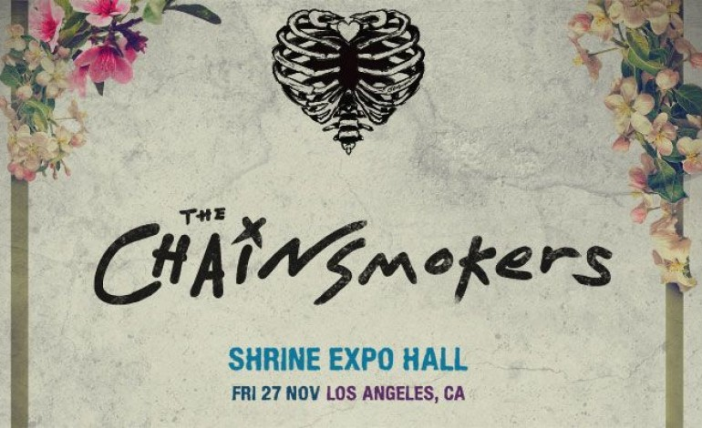 The Chainsmokers @ Shrine Expo Hall 11/27