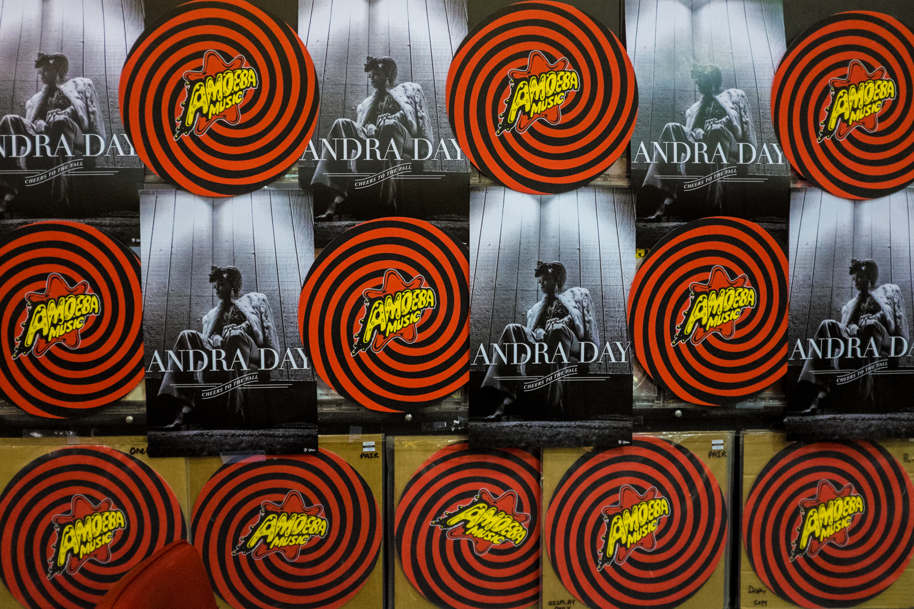 Red Bull 30 Days in LA – Day 13: Andra Day and Club Vinyl