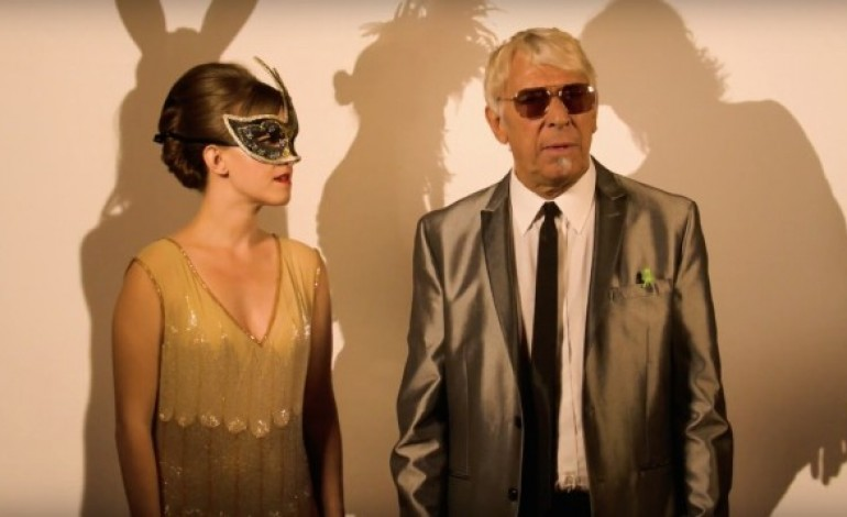 "John Cale Announces Reworked Music For a New Society as M:FANS And Releases New Video For ""Close Watch"""