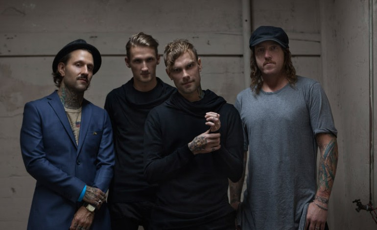 The Used Announce Spring 2016 Tour Dates With Plans To Play Self-Titled And In Love and Death Albums In Full