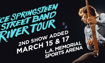 Bruce Springsteen @ Los Angeles Sports Arena 3/15, 3/17