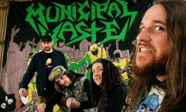 Municipal Waste w/Repulsion, Terrorizer, Ghoul, Gravehill, Night Demon, Skeletal Remains @ The Regent 1/9