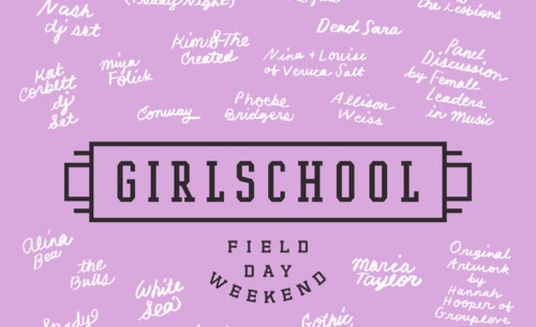 Girlschool's Field Day Weekend @ Bootleg Theatre 1/29 – 1/31