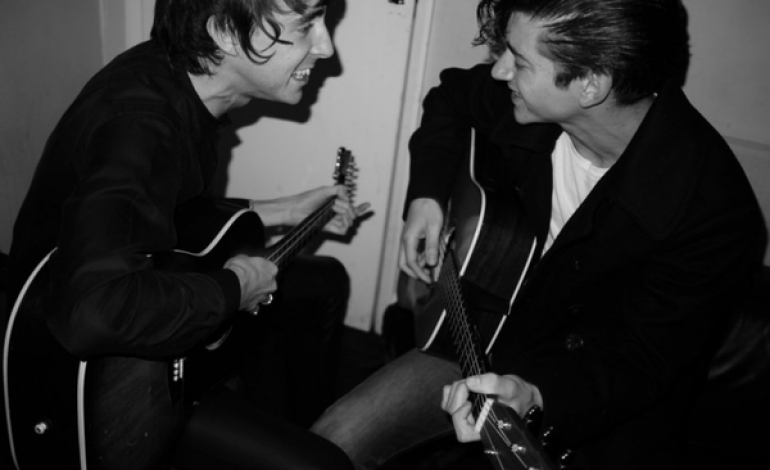 Last Shadow Puppets Announce Spring 2016 Tour Dates
