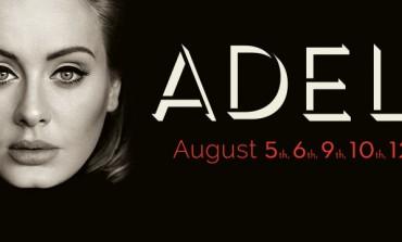 Adele @ Staples Center 8/5 – 8/13