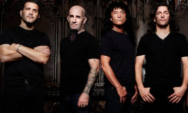 "LISTEN: Anthrax Release New Song ""Breathing Lightning"""