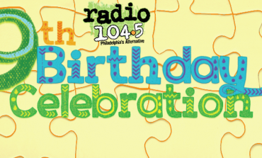 Radio 104.5 9th Birthday Show @ BB&T Pavillion 6/11