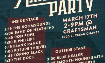 The New Americana SXSW 2016 Day Party Announced ft Band of Heathens