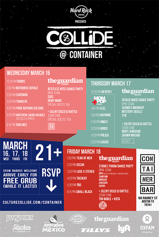 Container Culture Collide