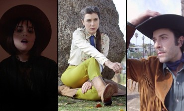 """WATCH: Julia Holter Releases New Video For """"Everytime Boots"""""""