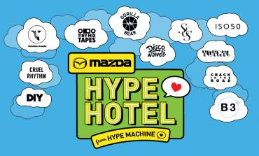 Mazda + Hype Machine SXSW 2016 Hype Hotel RSVP Open